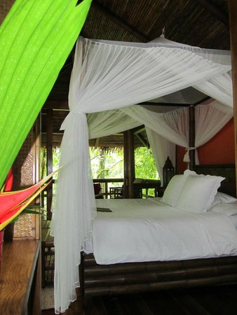 Pacuare Lodge: amazing riverview suite - Manati
