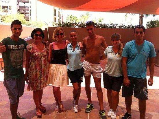 Port Ghalib Resort: the best team