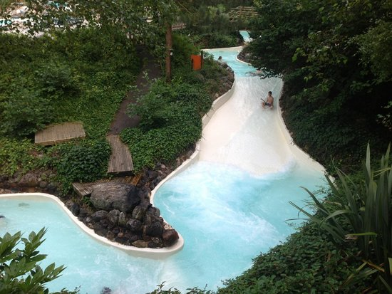 Sub Tropical Pool Picture Of Center Parcs Longleat Forest Warminster Tripadvisor