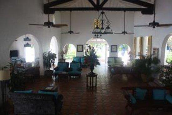 Windjammer Landing Villa Beach Resort: Reception