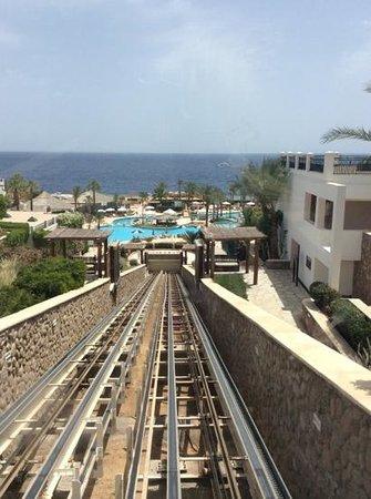 Hilton Sharm Waterfalls Resort: vista 1
