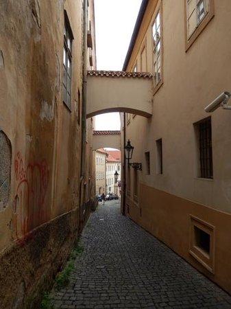 Castle District : quaint streets