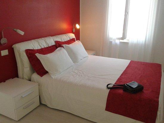 Il Punto Rooms & Breakfast: Stanza Rubino