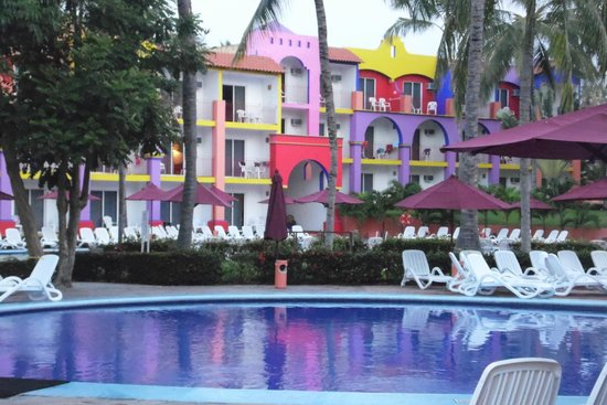 Royal Decameron Complex: Vista Bloque 5