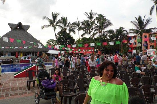 Royal Decameron Complex: Actividades Noche Mexicana