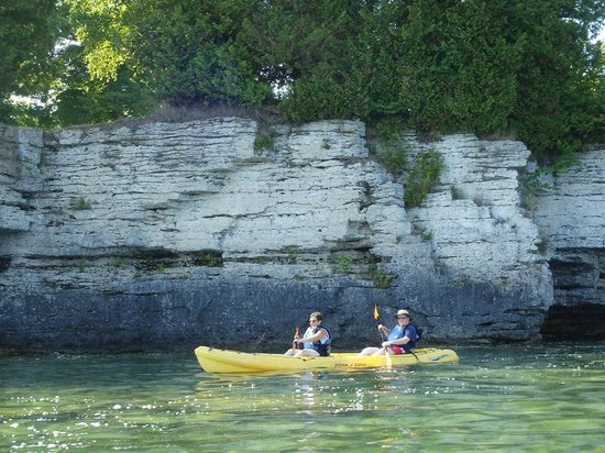 Door County Kayak Tours : One of many