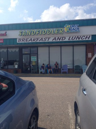 Sandfiddler Cafe