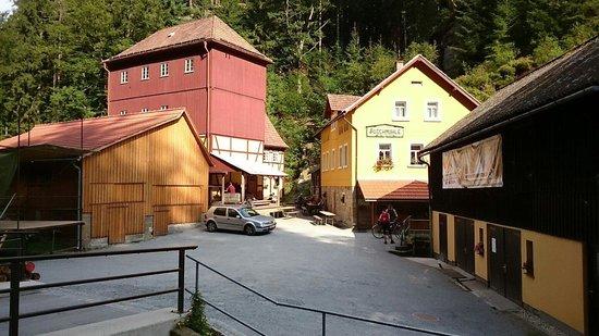 Gasthaus Buschmuhle