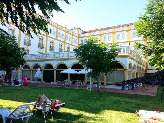 Exe Gran Hotel Solucar : Solucar