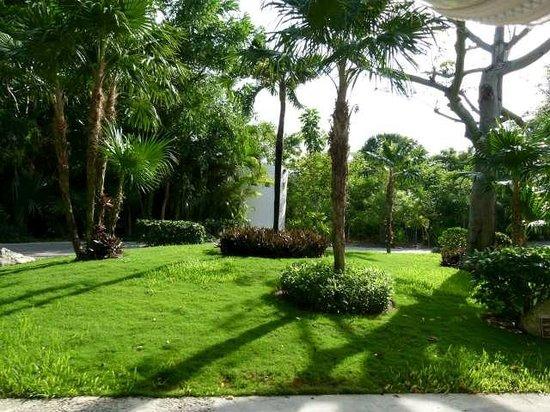 Mayan Palace Riviera Maya: Hotel Mayan Palace - Jardines