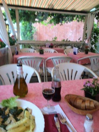 Ristorante Roccabella: nice to eat in