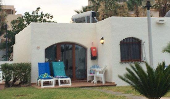 HD Parque Cristobal Tenerife : Our bungalow