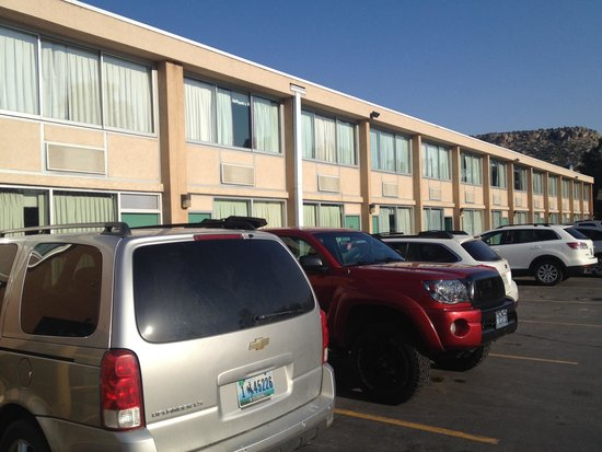 Days Inn Thermopolis: What you see is what you get