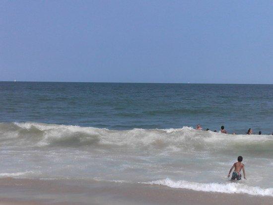 Ocean City Beach: ocean city maryland board walk beach