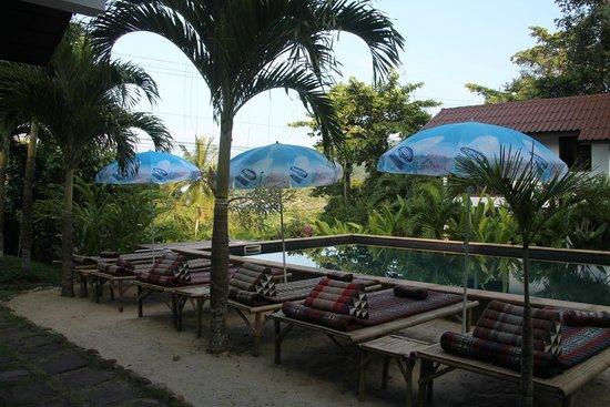 Privacy Resort Koh Chang Thailand: Aussicht vom Bungi