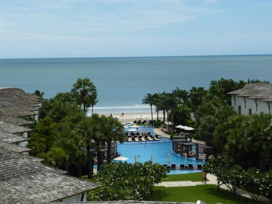 InterContinental Hua Hin Resort : Blick Zimmer