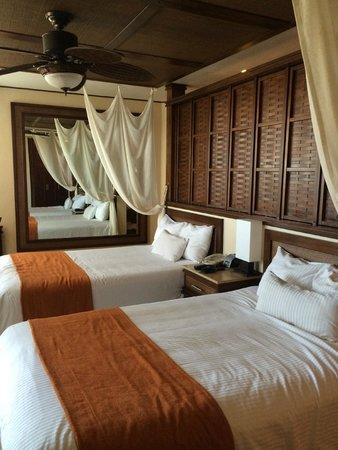 Dreams Riviera Cancun Resort & Spa : Beds