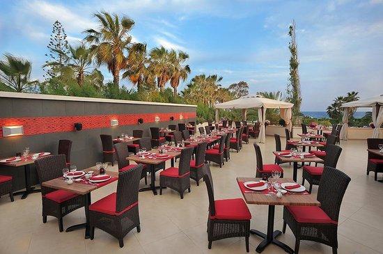 Elias Beach Hotel : Kiku Japanese Restaurant 2nd