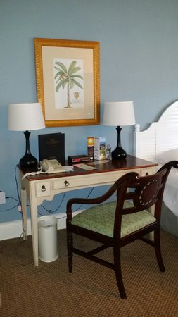 Plantation on Crystal River: Rooms were very nicely decorated... every detail was perfect!