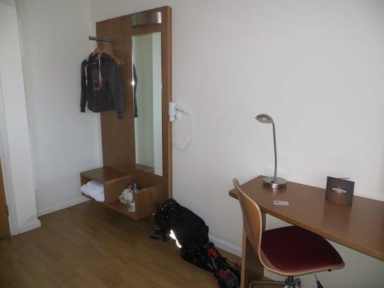 pentahotel Inverness: chambre standard