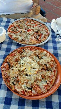 Pizzaiolo Rocks: Chiclanera y a mi gusto..