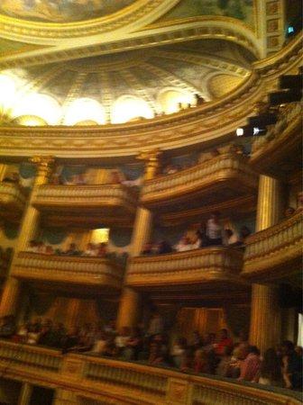 Grand Théâtre : Intérieur