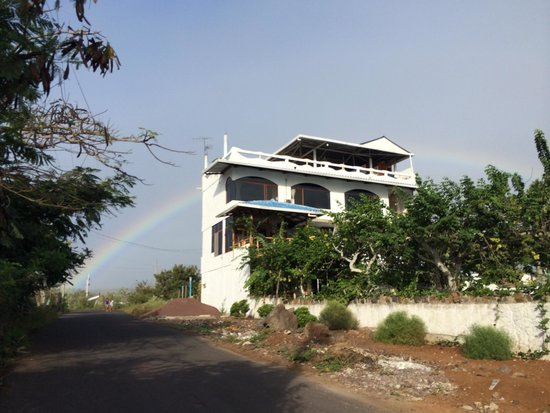 Casa Playa Mann Galapagos : Arco iris