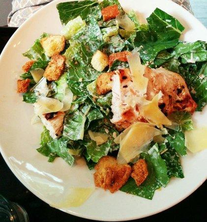 Hard Rock Cafe Berlin: Caesar Salad