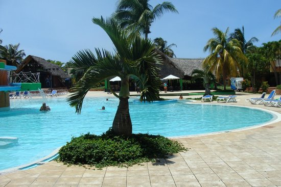 Gran Caribe Villa Tortuga: The pool