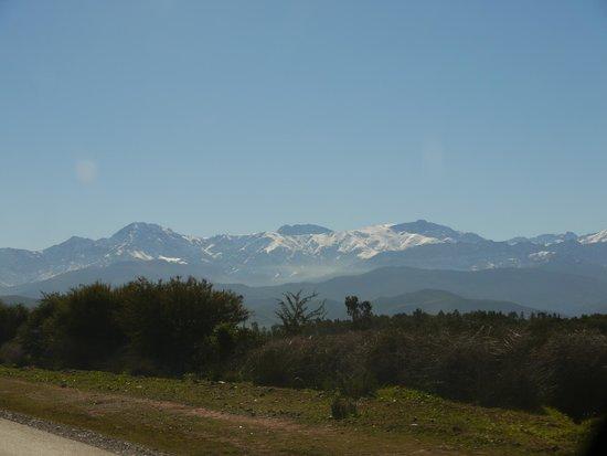 High Atlas Mountains : Hi Ho! To the mountains we go.