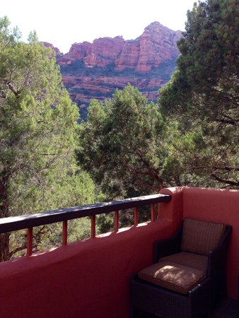 Enchantment Resort : One of our 3 relaxing decks
