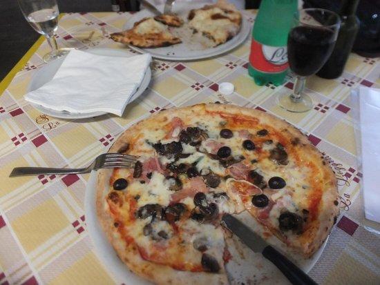 La Loggetta 3 : Great pizza