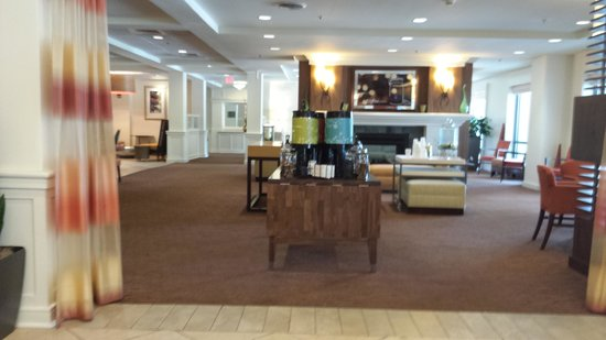 Hilton Garden Inn Boston/Waltham: Lobby