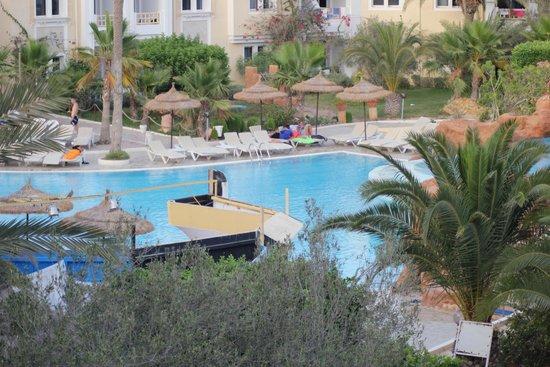 Joya Paradise: espace piscine