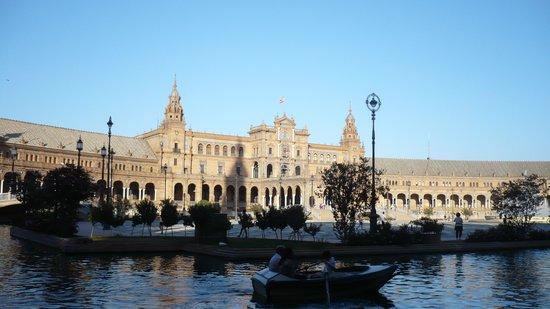 Plaza de España: plaza