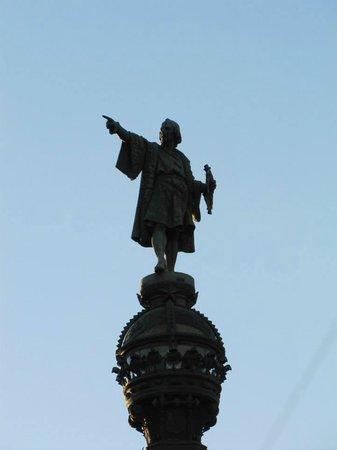 Columbus Monument : Monumento a Cristobal Colon