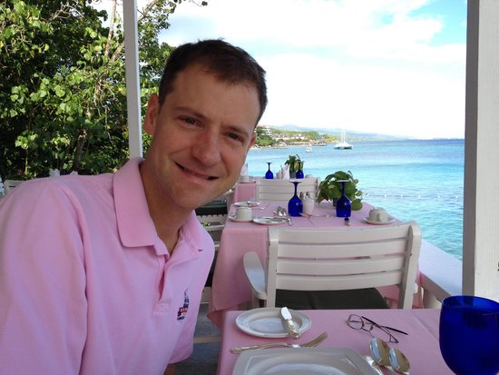 Jamaica Inn : Breakfast views!