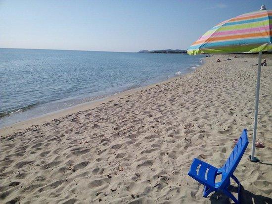 Maria Caderina Green Village: Relax in spiaggia, Posada