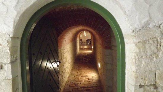 Fortress Klodzko (Twierdza Klodzko): Tunnel at Klodzko (good size I add lol)