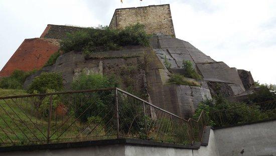 Fortress Klodzko (Twierdza Klodzko): Fort from 1 side