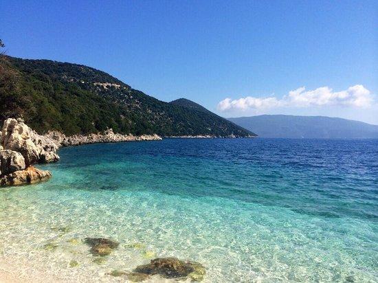 Antisamos Beach: Antisamos
