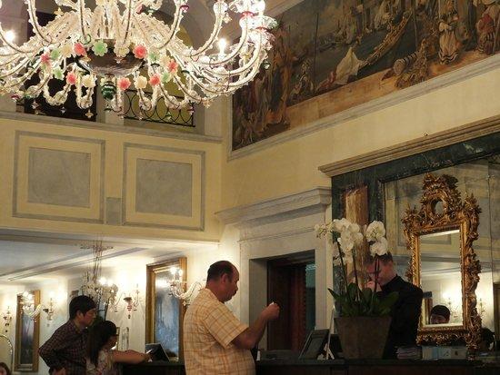 Boscolo Venezia, Autograph Collection: Lobby