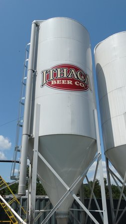 Ithaca Beer Co.: Outside