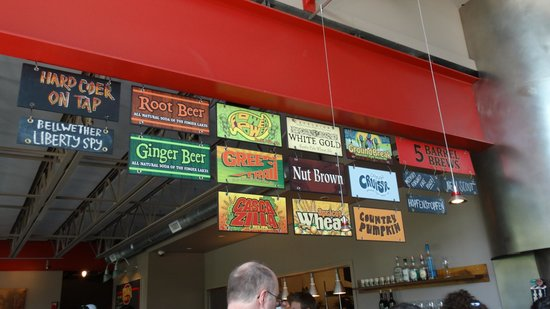 Ithaca Beer Co.: Choices