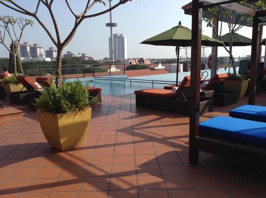Casa del Rio Melaka : Swimming pool of Casa del Rio