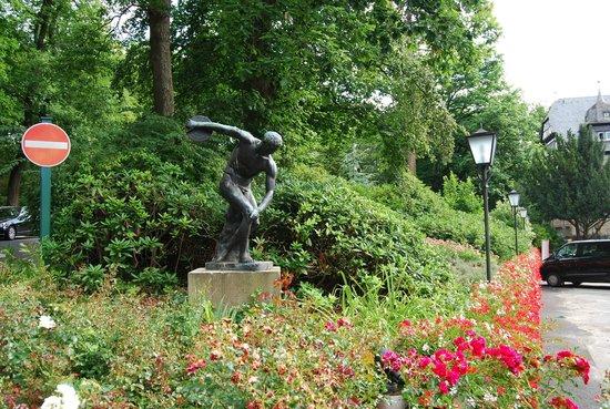 Schlosshotel Kronberg: 1