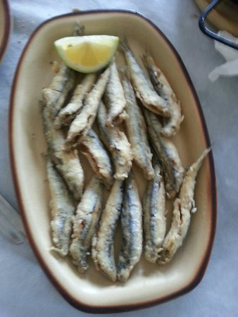 Casa Garcia : Les anchois