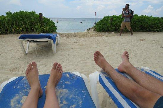 BlueBay Grand Esmeralda: plage