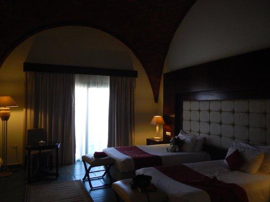 LTI Akassia Beach: my room