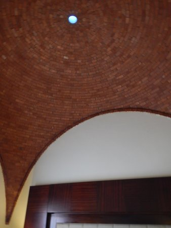 LTI Akassia Beach: roof of my room
